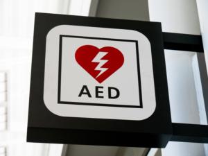 AED Emergency Defibrillator Dudink Brandbeveiliging Alkmaar, Heerhugowaard, Hoorn, Haarlem, Amsterdam, Noordh-Holland, Nederland, Landelijke service.