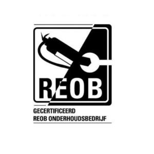 REOB Logo Dudink Brandbeveiliging