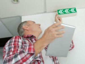 Dudink Brandbeveiliging Noodverlichting Controle