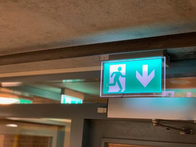 Noodverlichting Alkmaar Dudink Brandbeveiliging