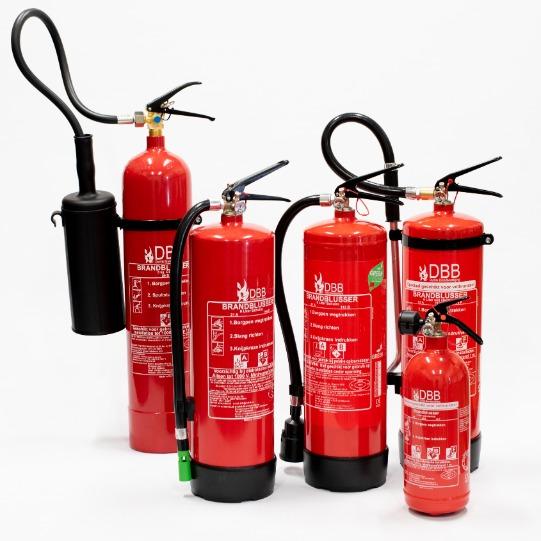 Brandblussers onderhoud alkmaar