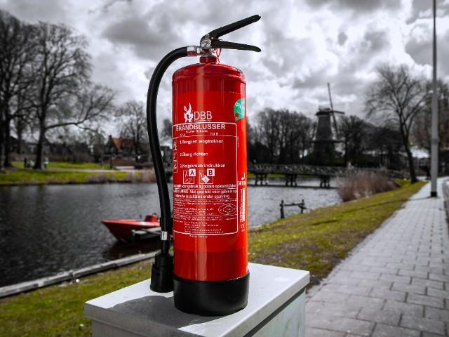 Fluorvrije brandblusser Alkmaar onderhoud