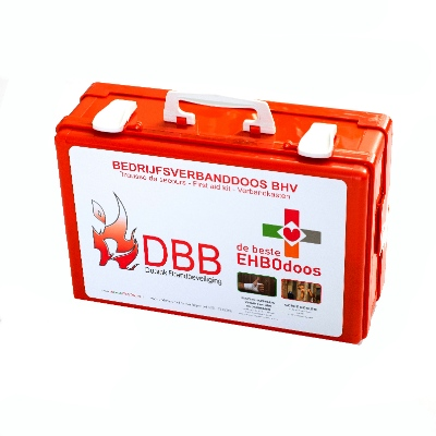EHBO koffer DBB Alkmaar