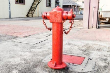 Droge blusleidingen onderhoud Dudink Brandbeveiliging
